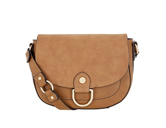 Monsoon - Rosa ring detail saddle bag